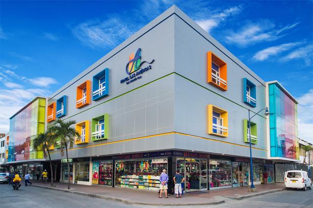 Shopping em San Andrés