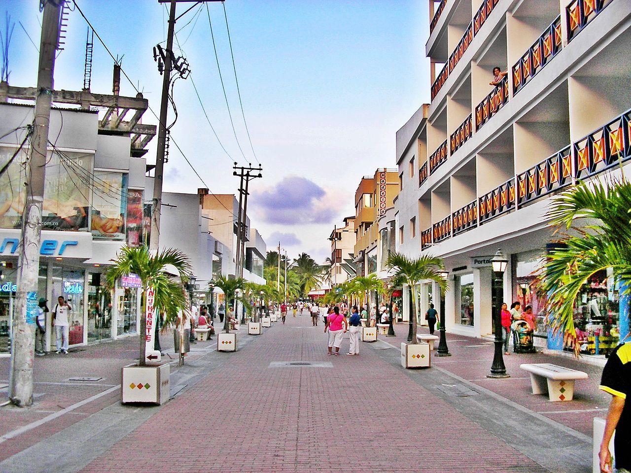 Inverno em San Andrés