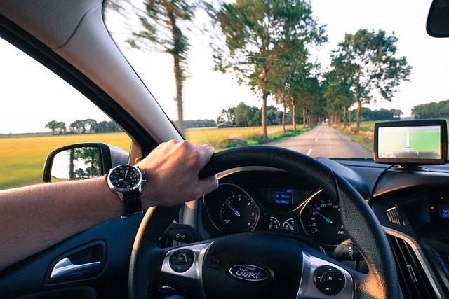 Dica do GPS no aluguel do carro naColômbia