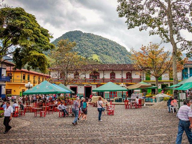 Seguro Viagem para a Colômbia