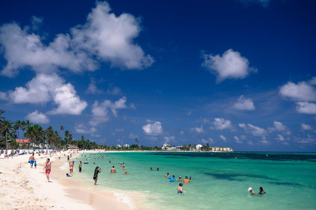 As melhores praias de San Andrés