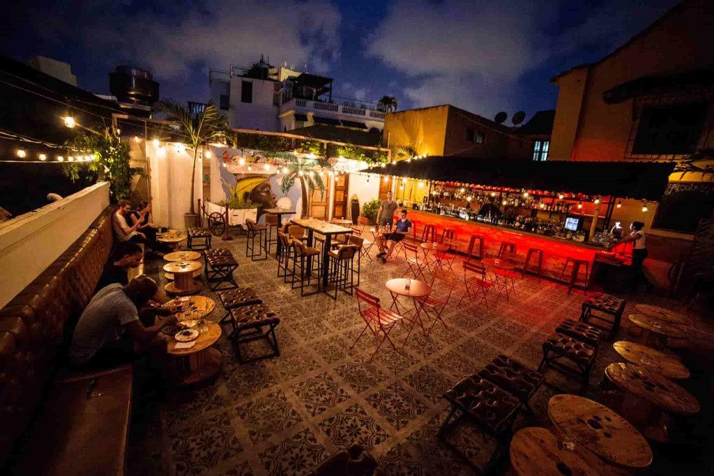 Gorjetas em restaurantes, lanchonetes e bares em Cartagena