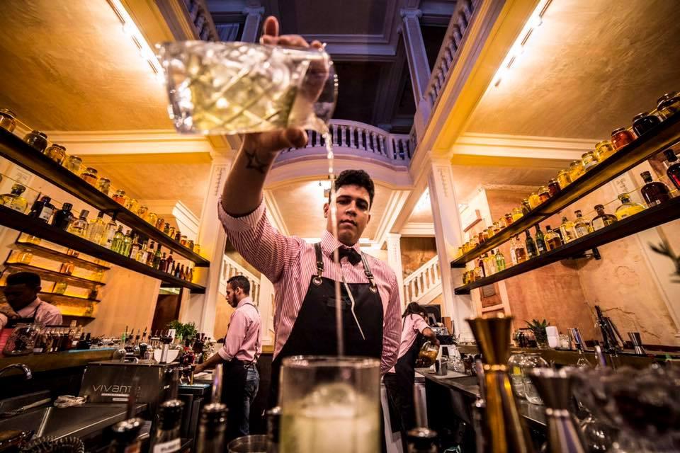 Bar Alquímico em Cartagena