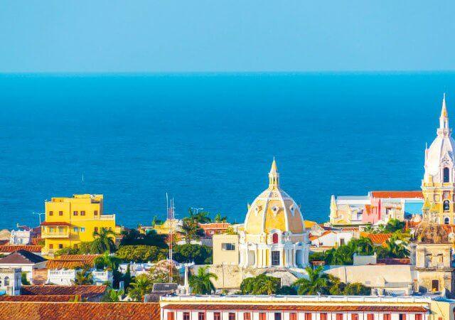 Fuso horário de Cartagena X Brasil