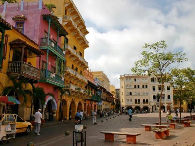 O que fazer no inverno em Cartagena