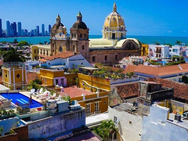 Clima e temperatura em Cartagena