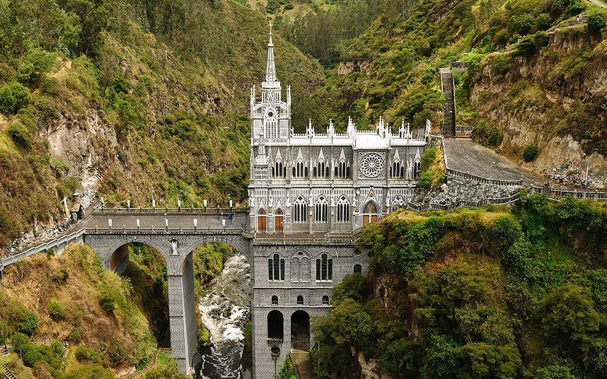 Igreja na Colômbia