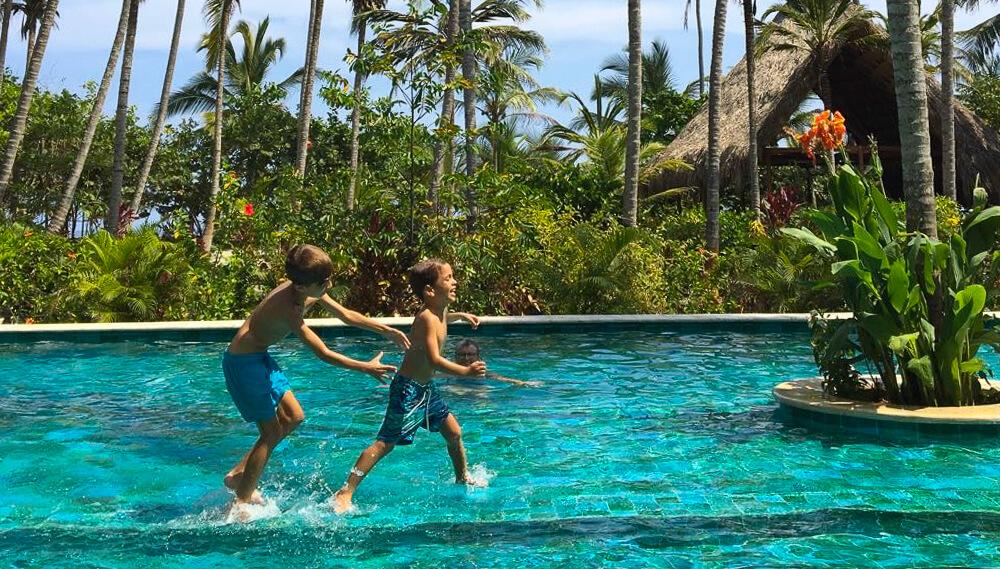 O que fazer com crianças em Cartagena