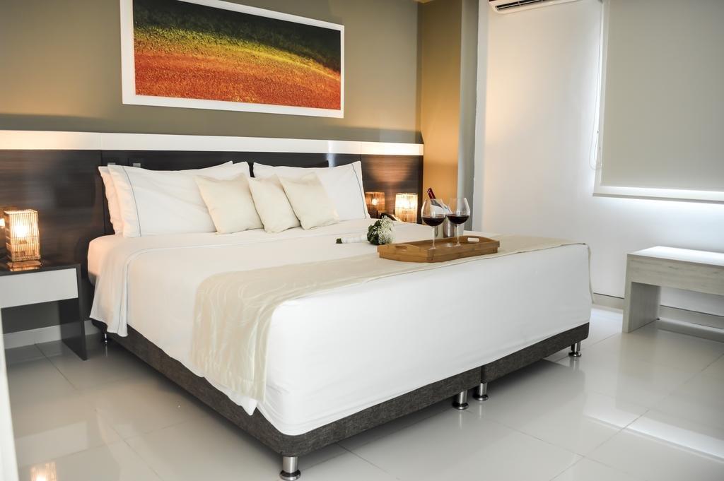 Gorjetas em hotéis em Cartagena