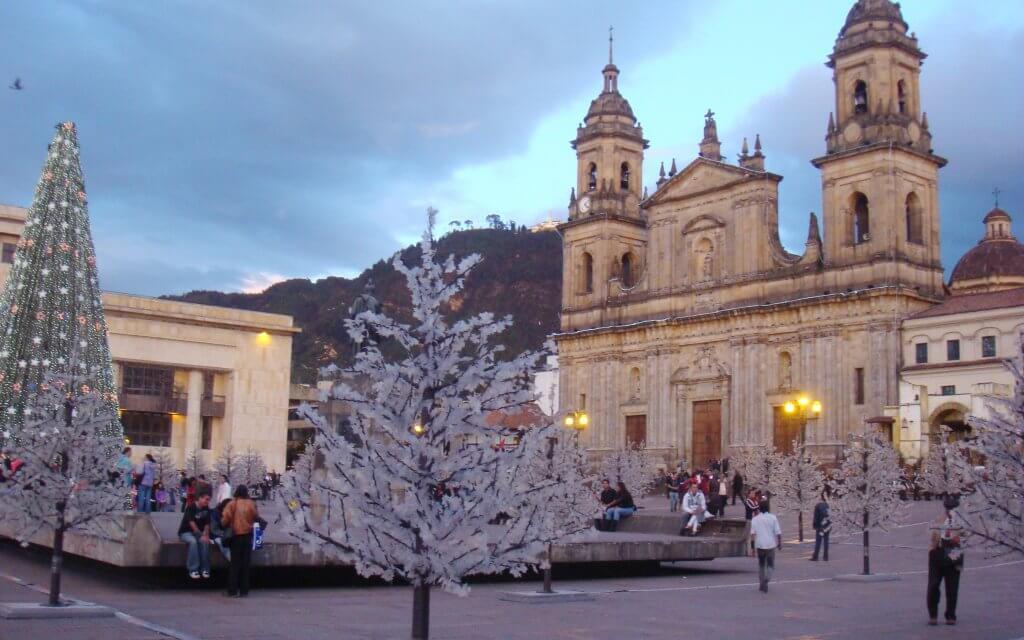 Inverno em Bogotá