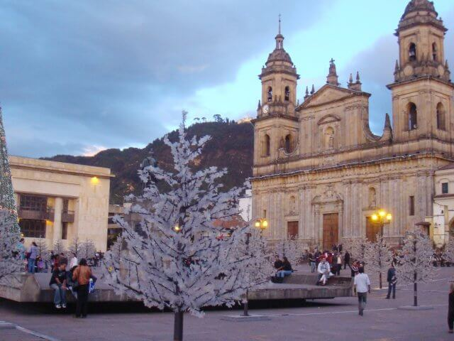 Roteiro de 3 dias por Bogotá