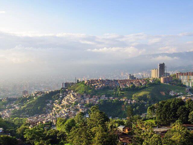 Clima e temperatura em Medellín