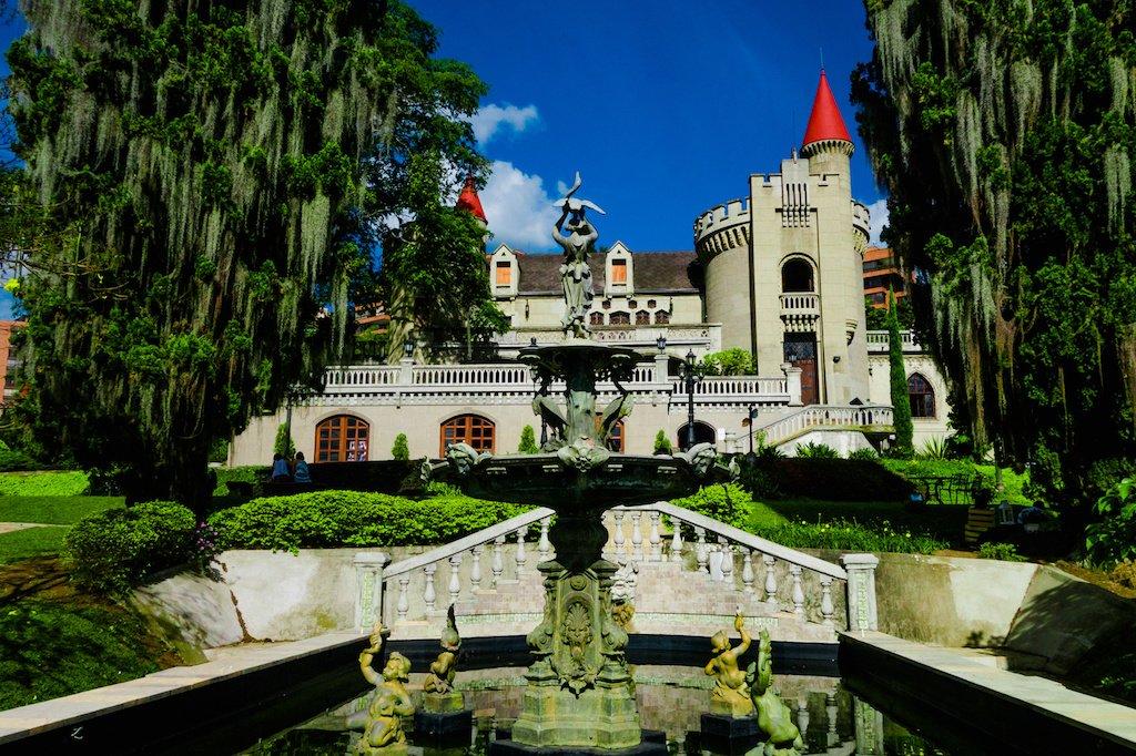Museo el Castillo em Medellín