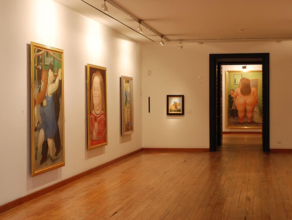 Museus em Bogotá: Museu Botero Bogotá