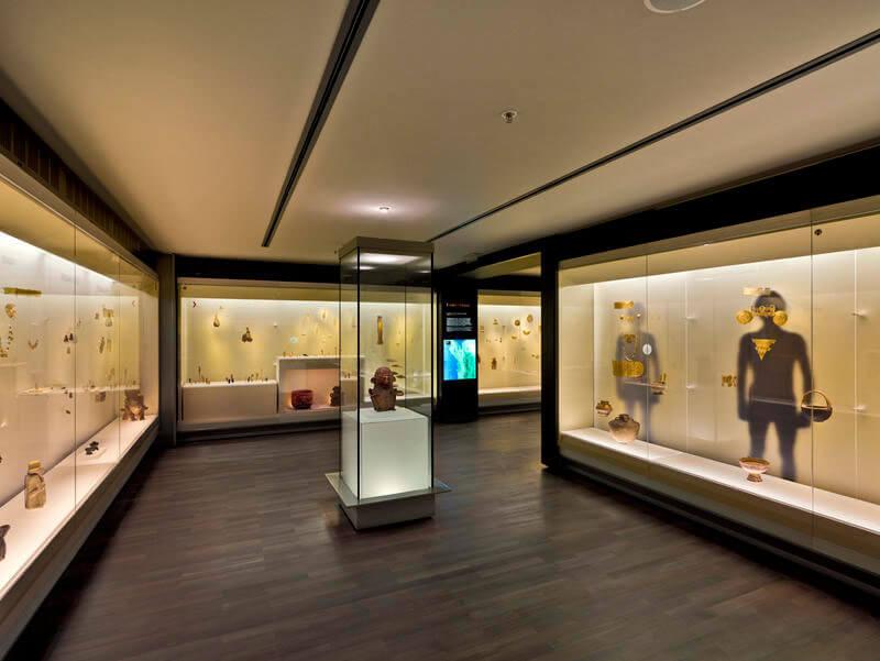 Museus em Bogotá: Museu do Ouro