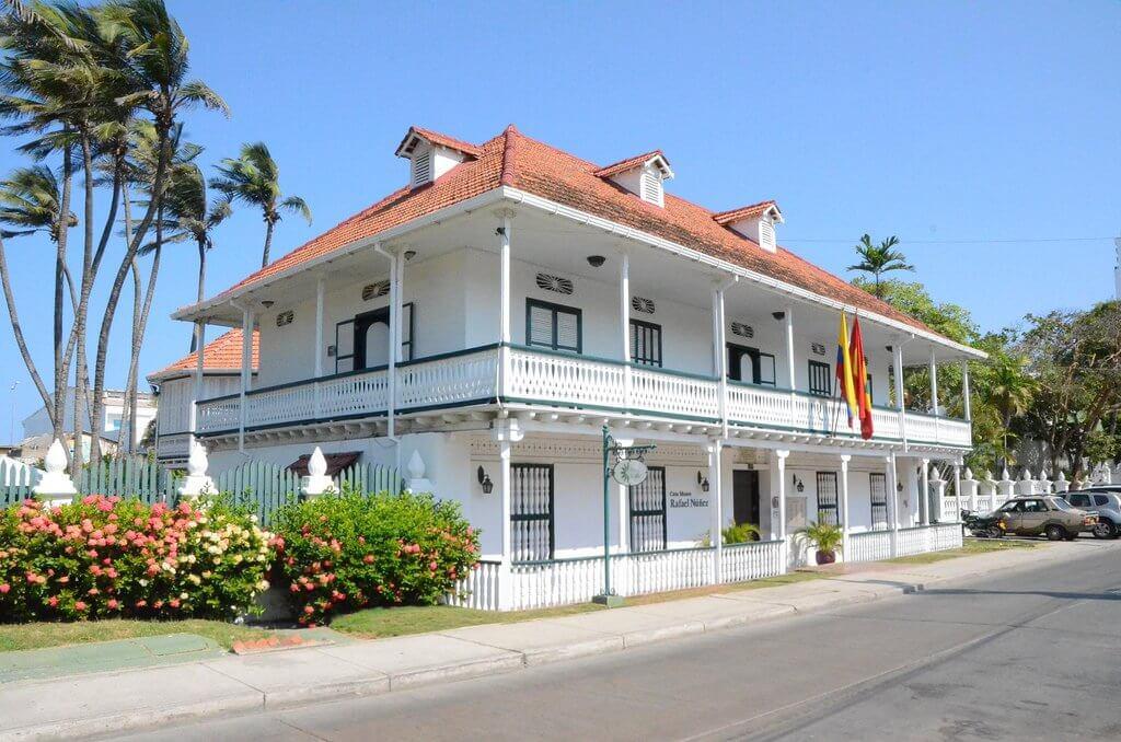 Casa Museu Rafael Núñez