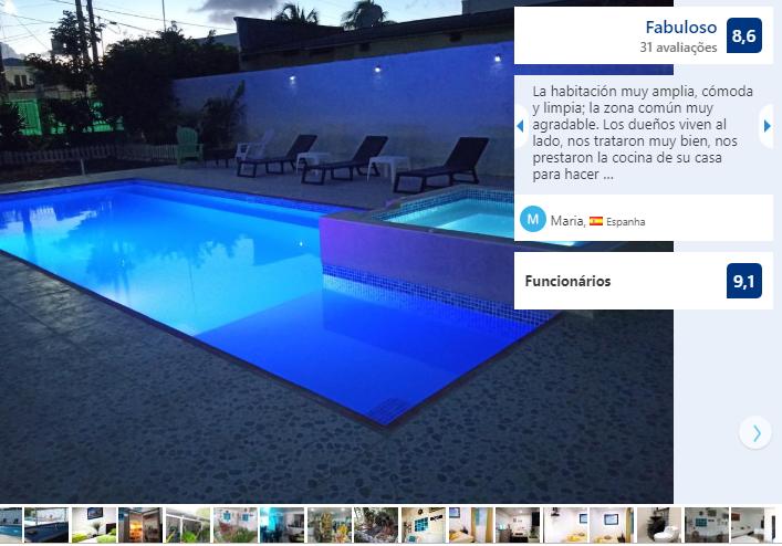 Hotéis bons e baratos em San Andrés: Posada la Rocosa