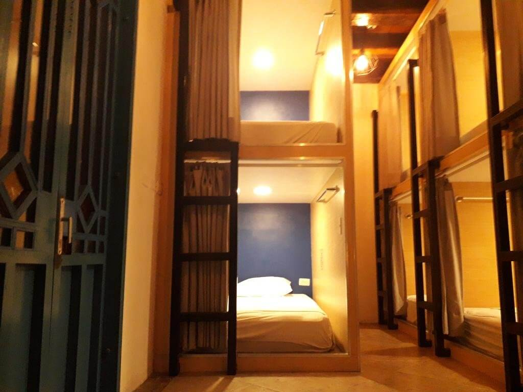 The Icon Capsule Hostel em Cartagena