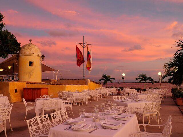 Roteiro de 3 dias por Cartagena