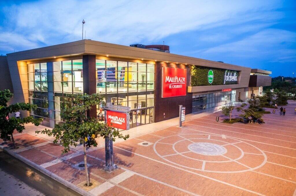 Shoppings em Cartagena