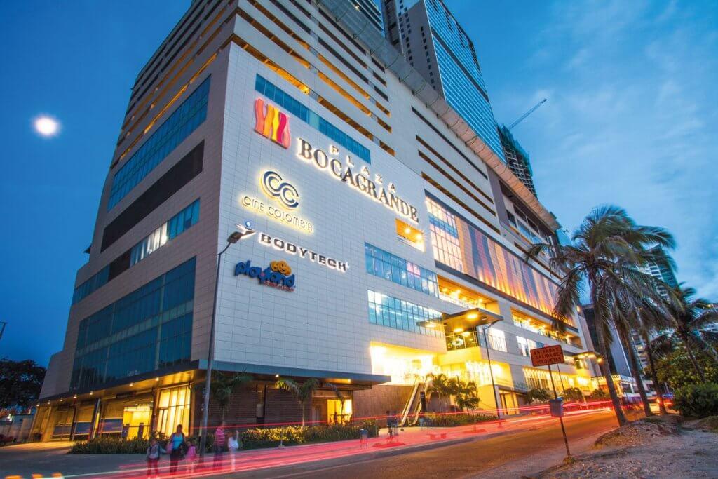Plaza Bocagrande Centro Comercial em Cartagena
