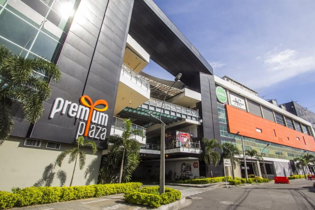 Shopping Premiu Plaza em Medellín