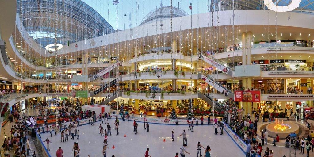 Shopping Santafé em Medellín