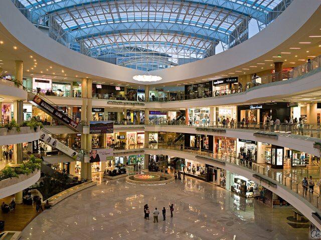 Shoppings em Medellín