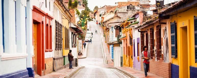 Passeios em Bogotá