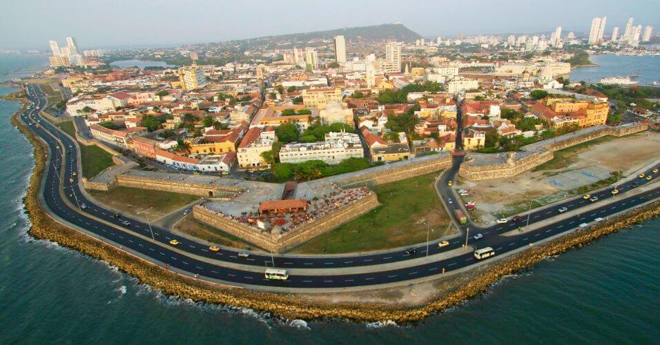 Roteiro de 1 dia por Cartagena