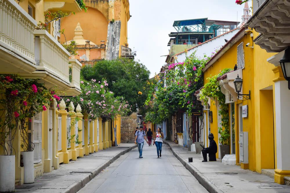 Gorjetas em Cartagena: Quando e quanto dar