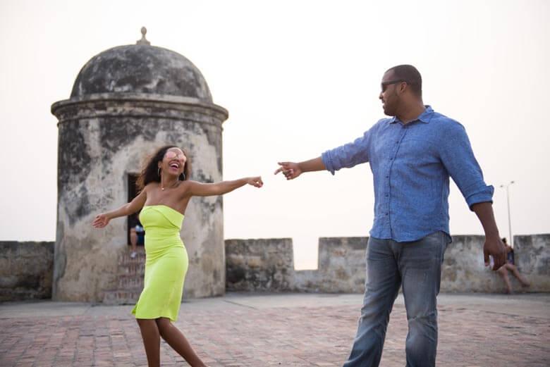 Gorjetas em passeios e tours em Cartagena