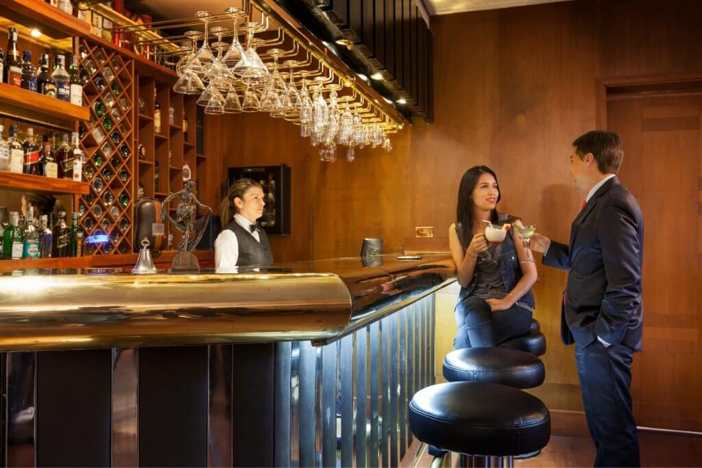 Bar em Bogotá