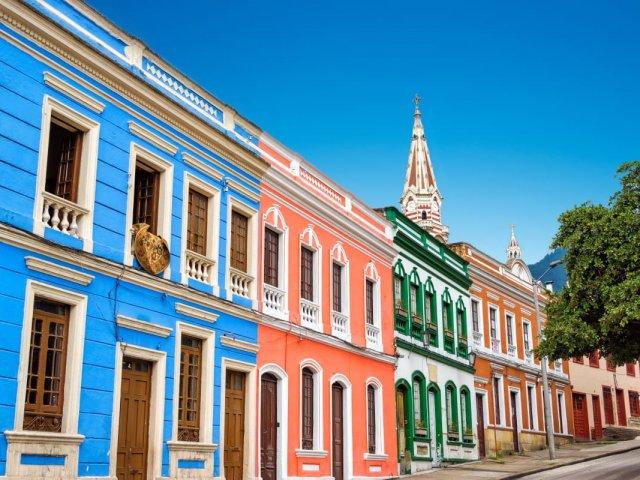 Roteiro de 1 dia por Bogotá