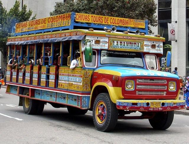 Chivas em Cartagena