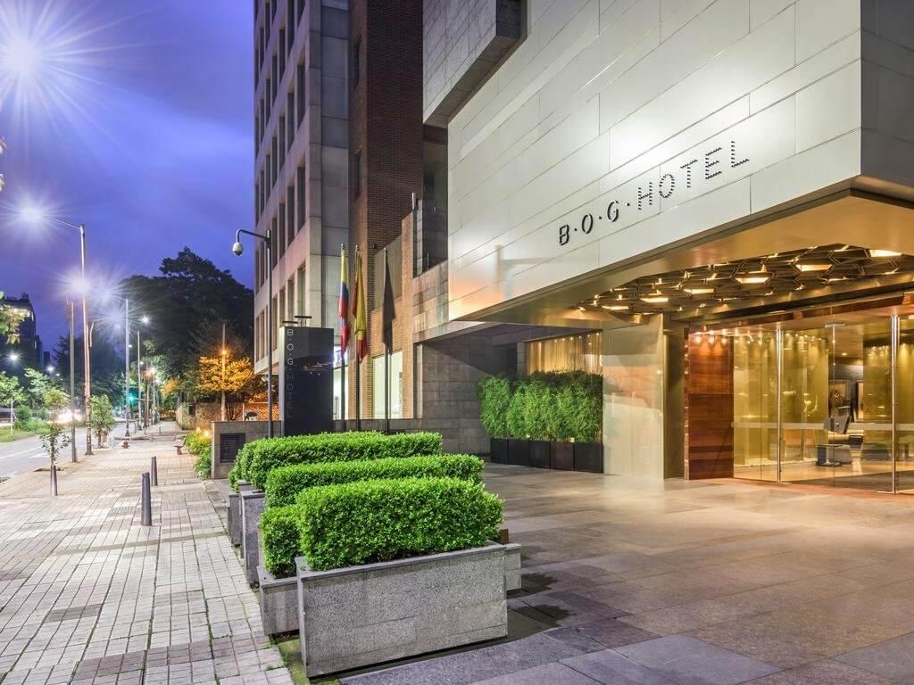 Hotéis em Bogotá