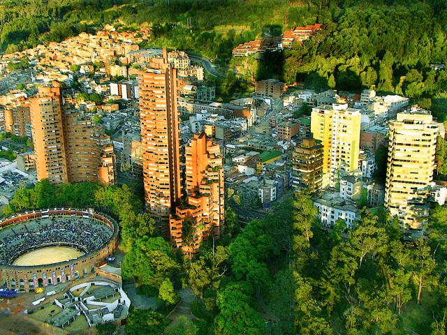 Roteiro de 4 dias por Bogotá