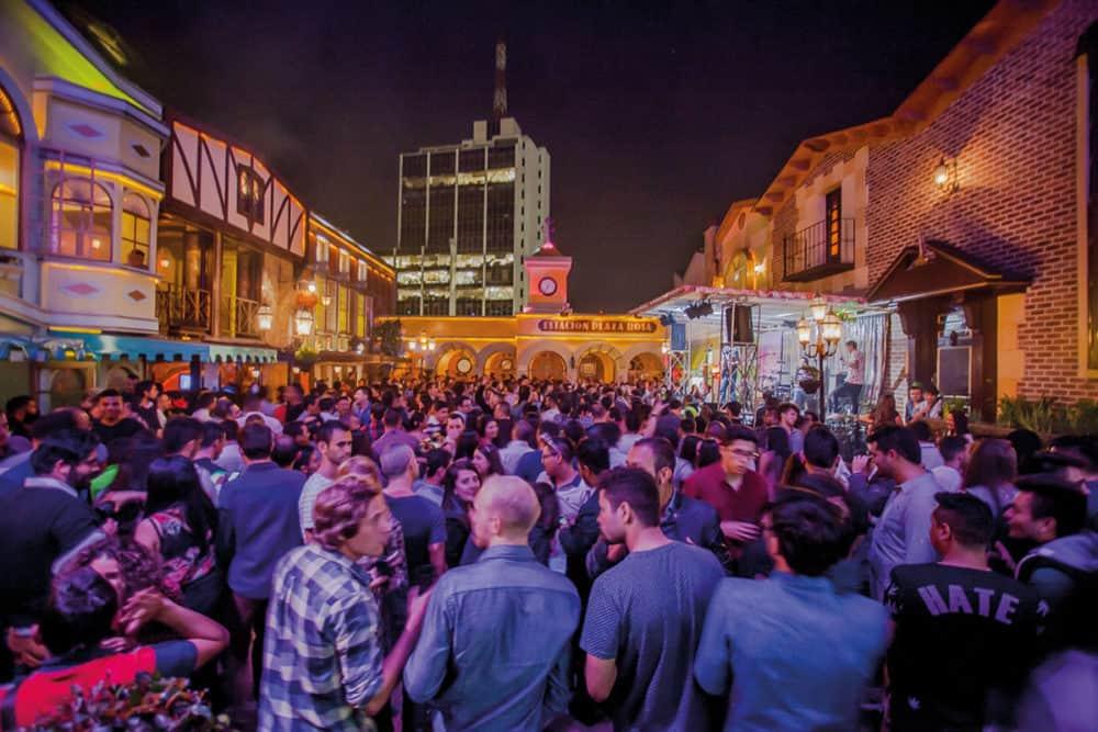 Balada Theatron - Bogotá