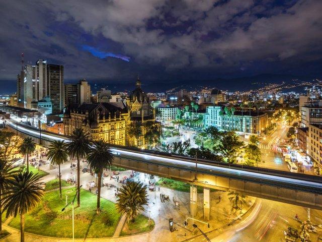 Roteiro de 1 dia em Medellín