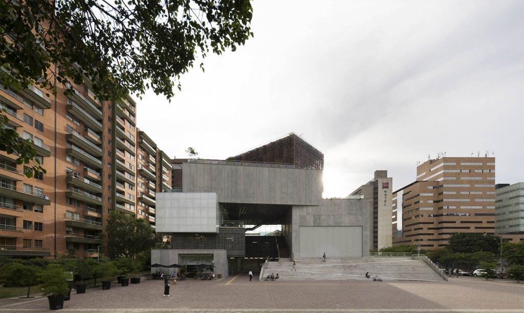 Museu de Arte Moderna em Medellín