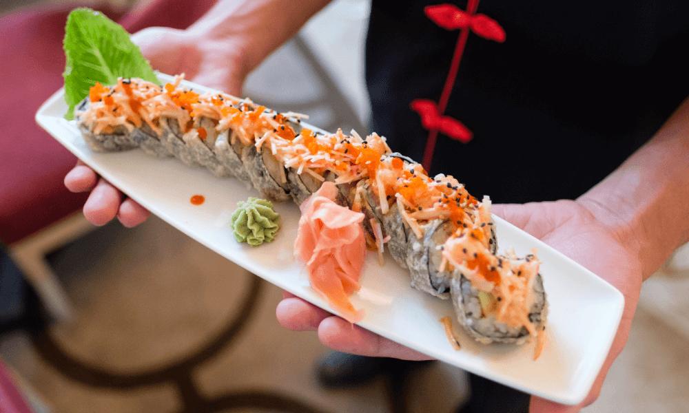 Restaurante japonês NAU Sushi Lounge em Medellín
