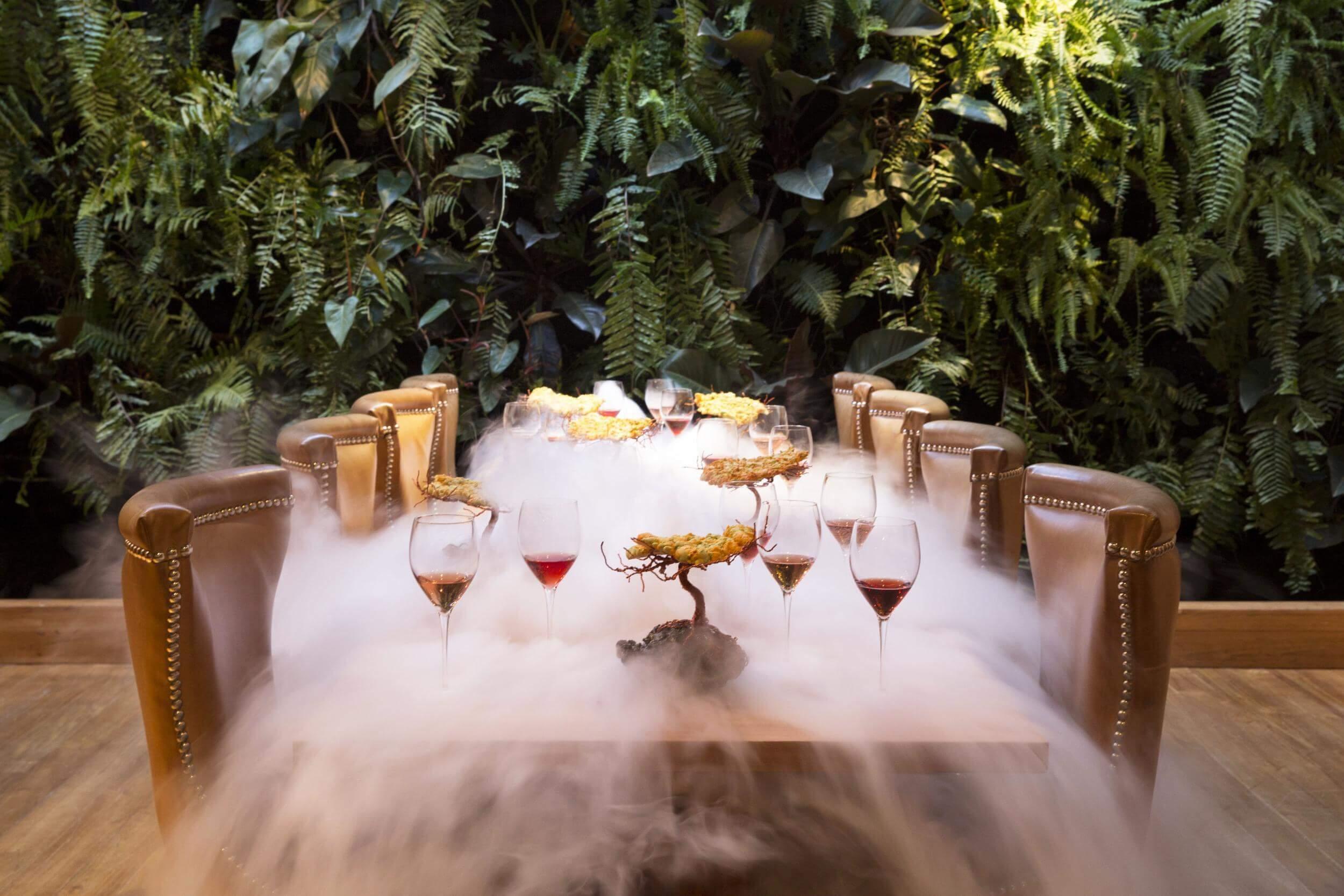 Restaurante em Bogotá: lua de mel na Colômbia