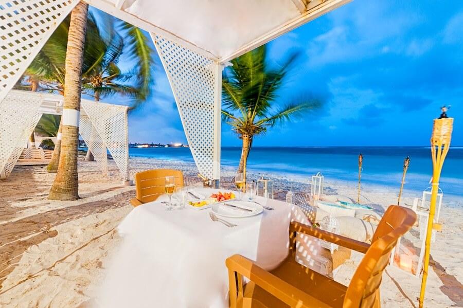Restaurantes românticos em San Andrés