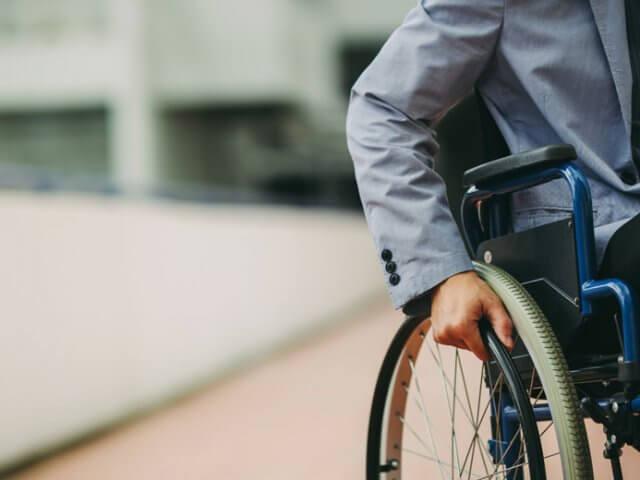 Deficientes físicos em Cartagena