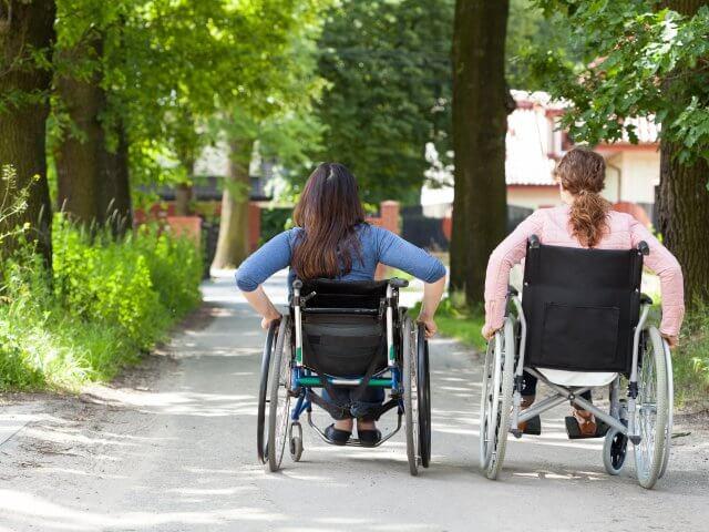 Deficientes físicos na Colômbia