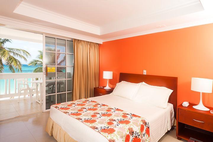 Quarto do Hotel Bahía Sardina