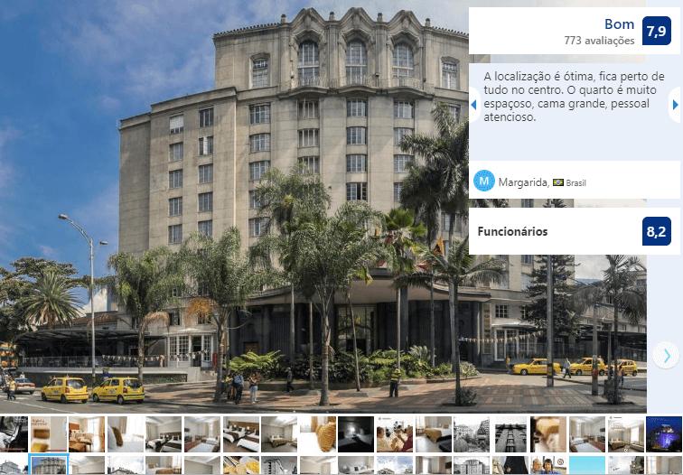 Hotel Nutibara em Medellín