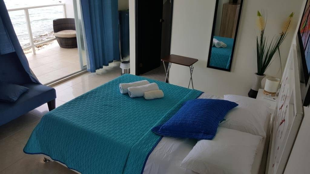 Quarto do Caribbean Island Hotel