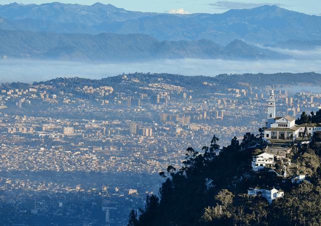 Pacote Hurb para Bogotá por R$ 2029