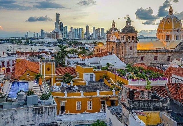 Pacote Hurb para Cartagena + San Andrés por R$ 3229